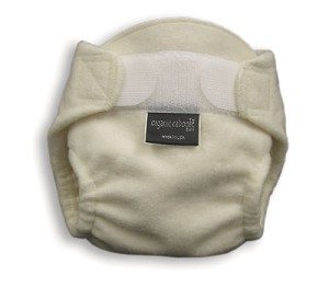 Bamboo PLUSH Diaper Cover